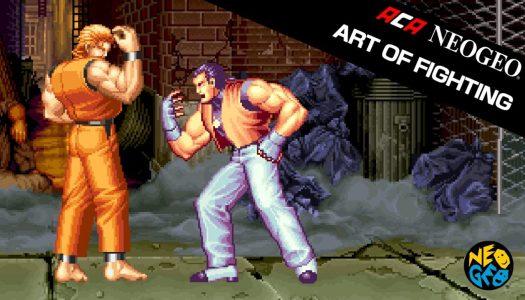Review: ACA NEOGEO Art Of Fighting (Nintendo Switch)