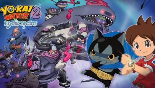 Review: Yo-Kai Watch 2: Psychic Specters (Nintendo 3DS)