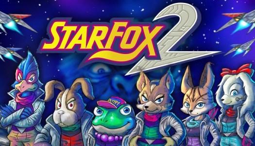 Mini Review: Star Fox 2