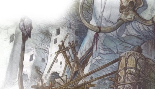 Review: Syberia 2 (Nintendo Switch)