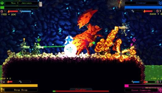 Review: Hive Jump (Wii U eShop)