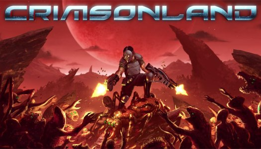 Mini-Review: Crimsonland (Nintendo Switch)