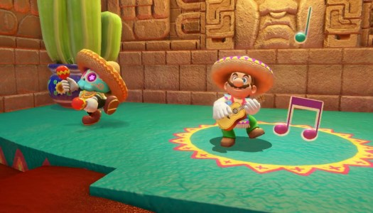 Super Mario Odyssey sound selection coming to iTunes