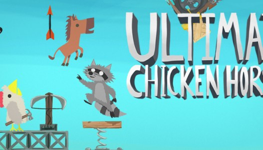 Ultimate Chicken Horse coming soon to the Nintendo Switch