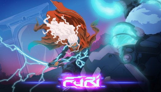 Review: Furi (Nintendo Switch)