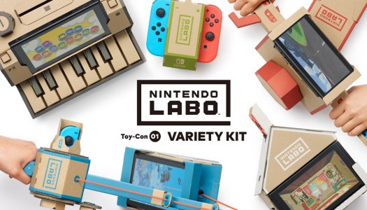 Nintendo Labo replacement parts now available