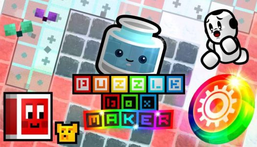Review: Puzzle Box Maker (Nintendo Switch)