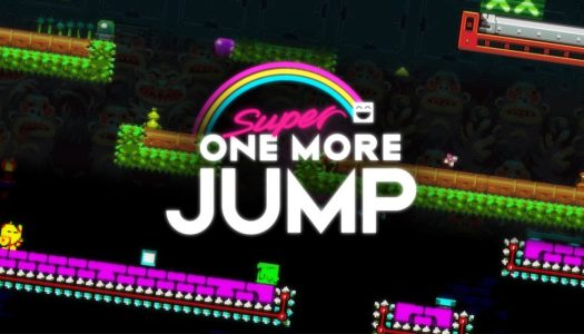 Review: Super One More Jump (Nintendo Switch)