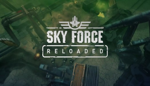 Review: Sky Force Reloaded (Nintendo Switch)