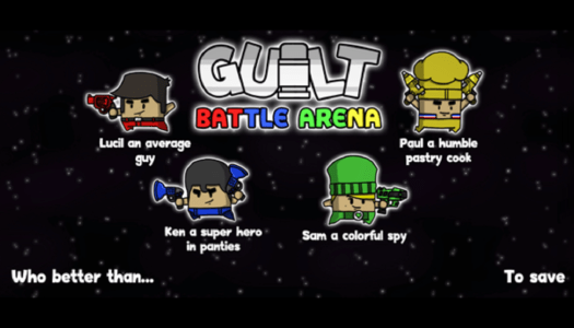 Review: Guilt Battle Arena (Nintendo Switch)