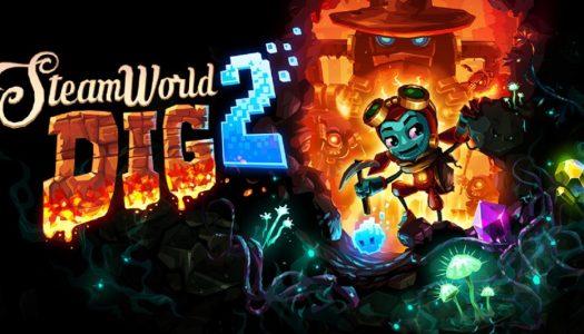 Review: SteamWorld Dig 2 (Nintendo 3DS)