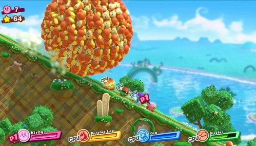 Weekend Agenda: Kirby Star Allies and Splatoon 2