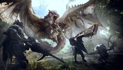 Studio volunteers to port Monster Hunter: World to Switch