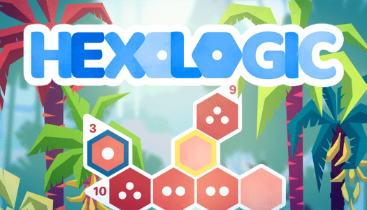 Hexologic is a unique logic game coming to the Switch