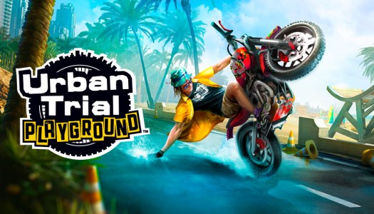 Review: Urban Trial Playground (Nintendo Switch)