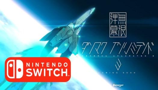 Review: Danmaku Unlimited 3 (Nintendo Switch)