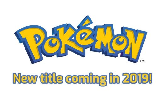 A New Pokémon core RPG planned for launch on Nintendo Switch in Late 2019