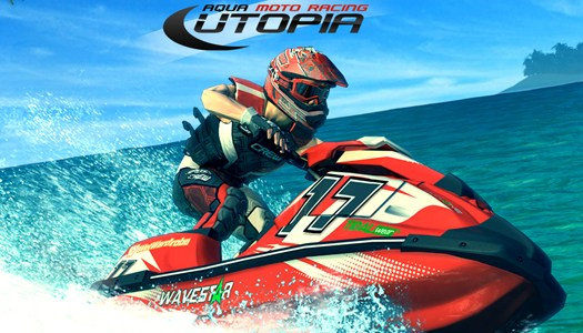 Review: Aqua Moto Racing Utopia (Nintendo Switch)