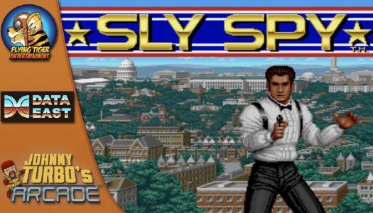 Review: Johnny Turbo's Arcade: Sly Spy (Nintendo Switch)
