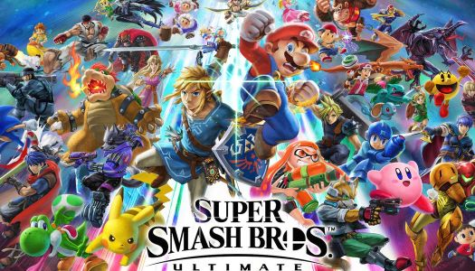 E3 2018: The gang's all here! Super Smash Bros Ultimate details announced