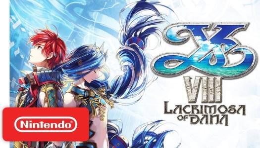 Review YS VIII: Lacrimosa of DANA (Nintendo Switch)