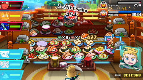This week's Nintendo eShop roundup includes Sushi Striker and Banner Saga 2
