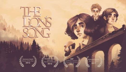 Critically acclaimed The Lion's Song is coming to Nintendo Switch on July 10
