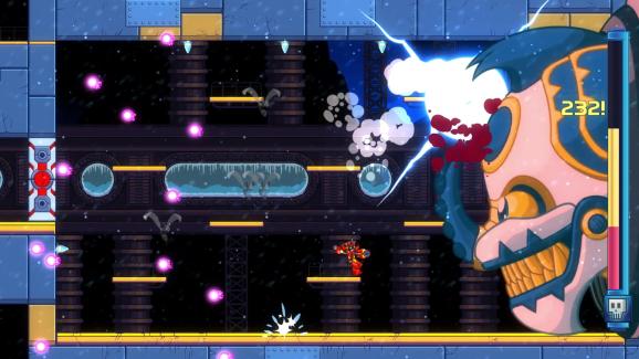 20XX - Boss fight