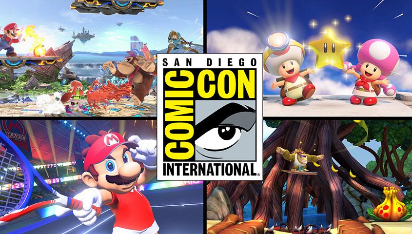 Nintendo at San Diego Comic-Con