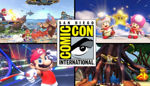 Super Smash Bros. Ultimate is coming to Comic-Con