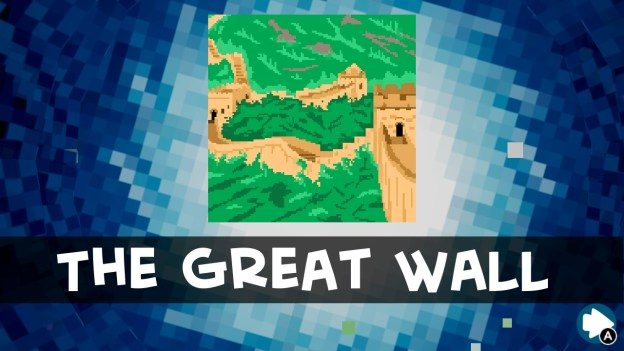 Piczle Lines DX - Great Wall