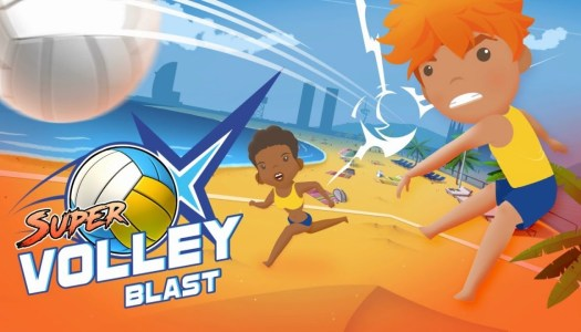 Review: Super Volley Blast (Nintendo Switch)