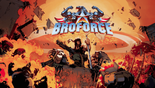Review: Broforce (Nintendo Switch)