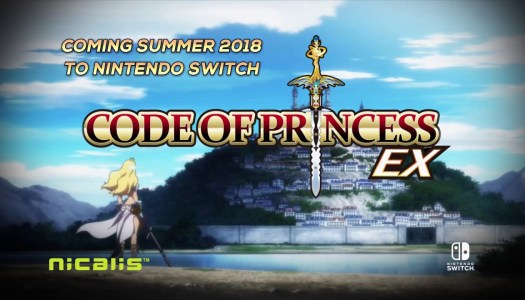 Review: Code of Princess EX  (Nintendo Switch)