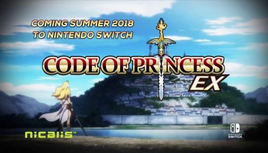 Review: Code of Princess EX  (Nintendo Switch)