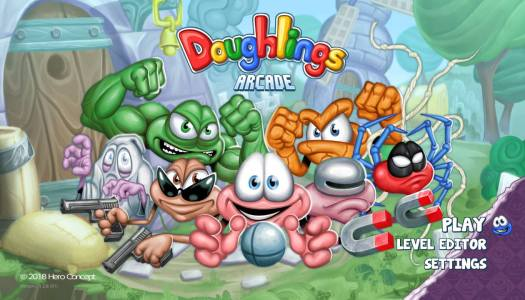 Review: Doughlings Arcade (Nintendo Switch)
