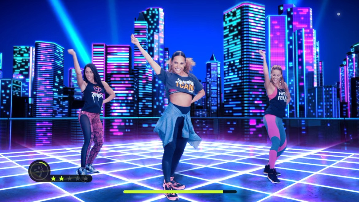 Image result for zumba burn it up