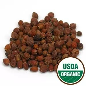 All Organic Hawthorne Berries