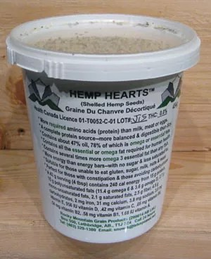 Rocky Mountain Grain Products | Hemp Hearts