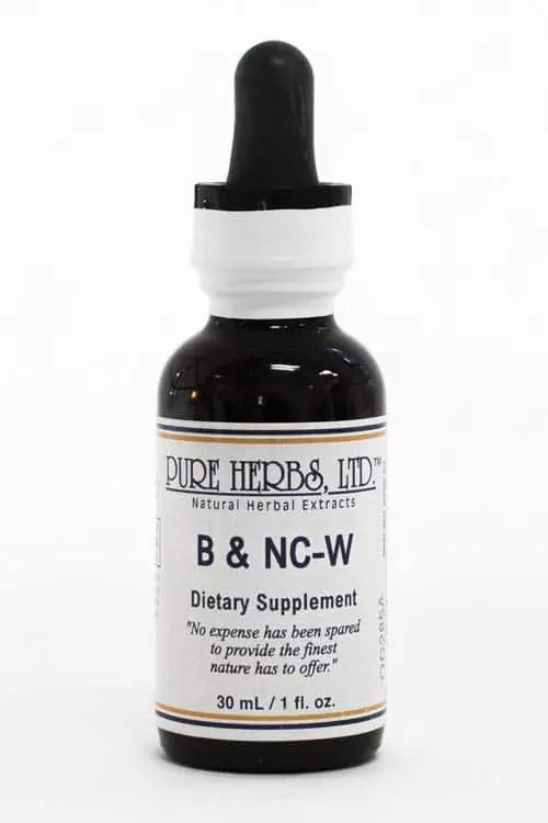 Pure Herbs B & NC-W Supplement