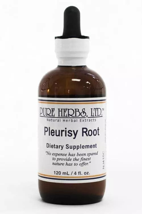 Pleurisy Root Pure Herbs Tincture