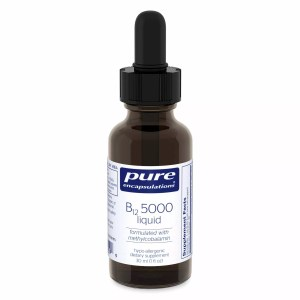 B12 5000 Pure Encapsulations Tincture