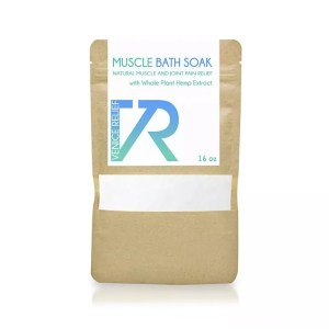 Muscle Bath Soak, Natural Muscle and Joint Pain Relief