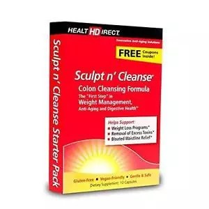 Sculpt n' Cleanse Starter Pack
