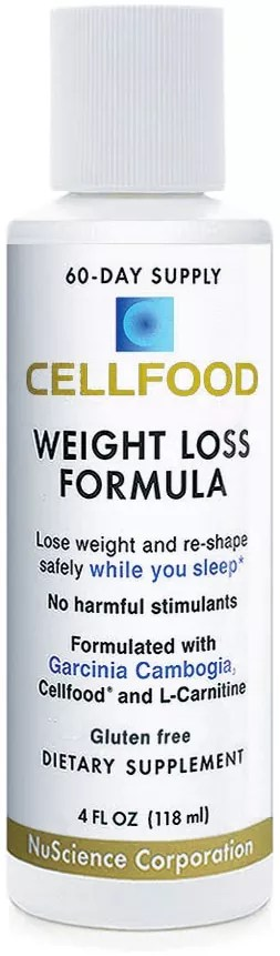 Cell Food Weight Loss