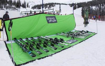 Demo Days at Marmot Basin