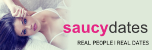 Saucy Dates brand image