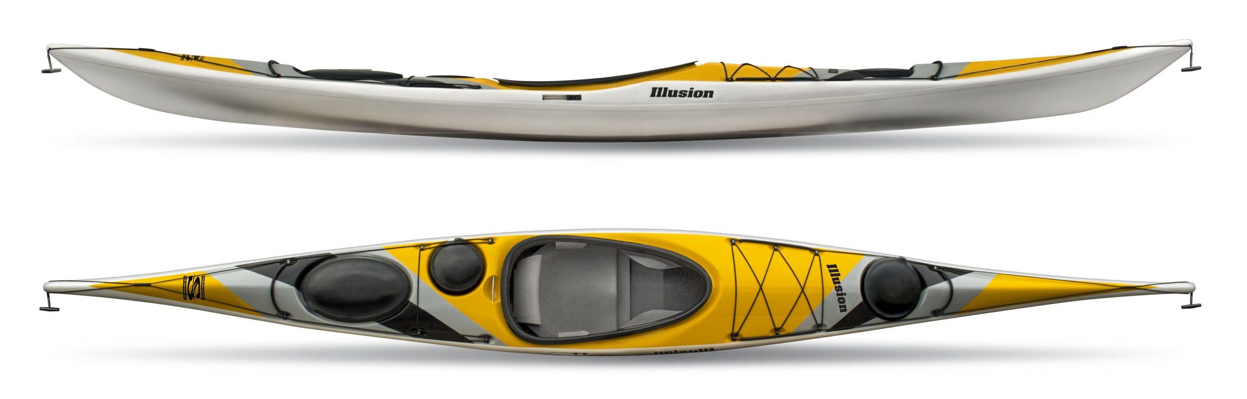 Illusion Pure Performance Kayaks