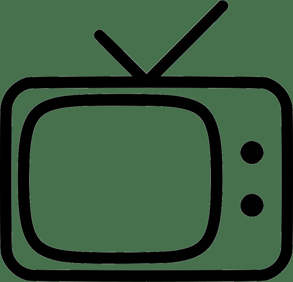 Old Television PNG Image - PurePNG | Free transparent CC0 ... (980 x 942 Pixel)