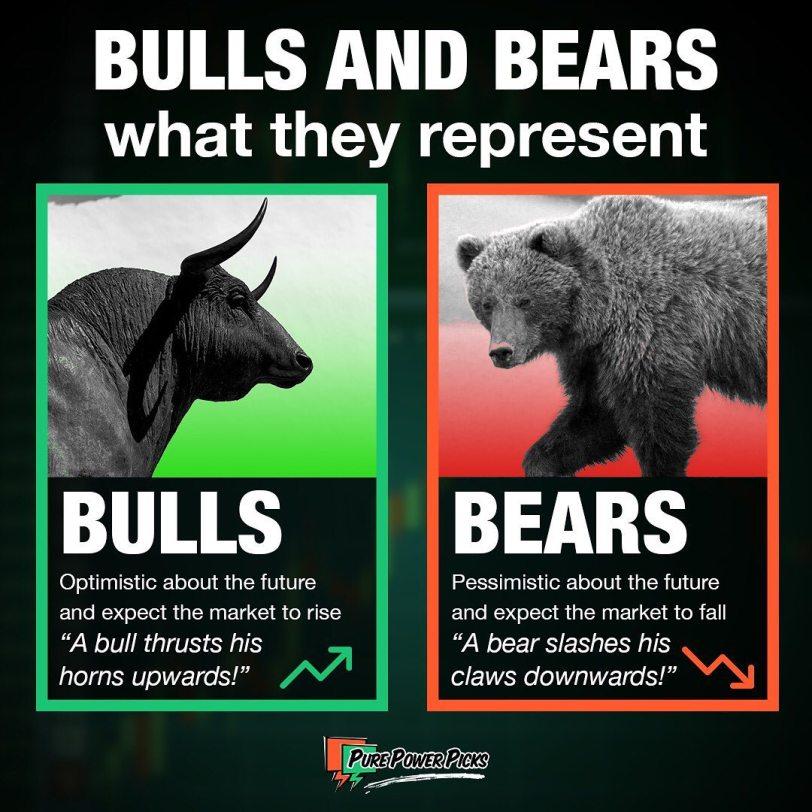 Bulls vs Bears Trading